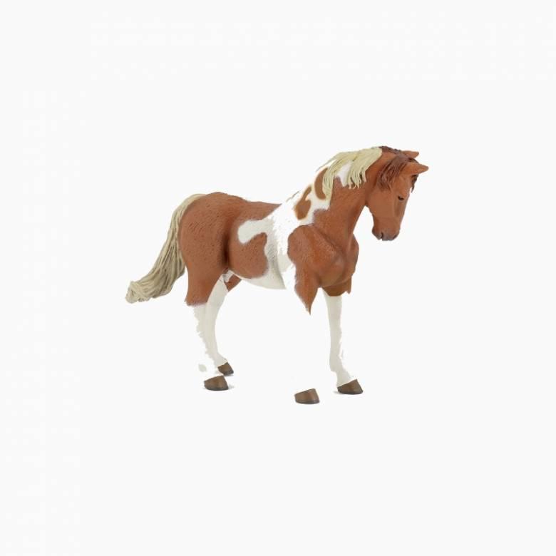 Pinto Mare - Papo Farm Animal Figure
