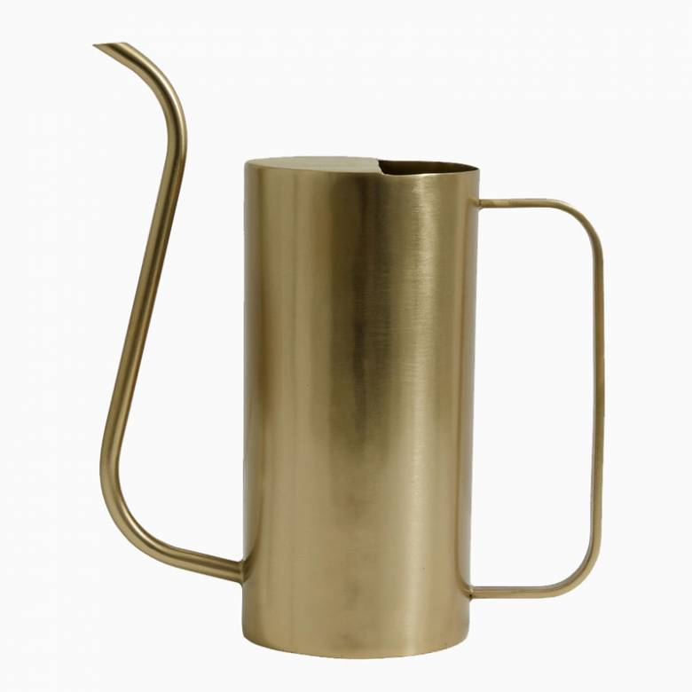 Large Brass Water Pitcher Jug Watering can