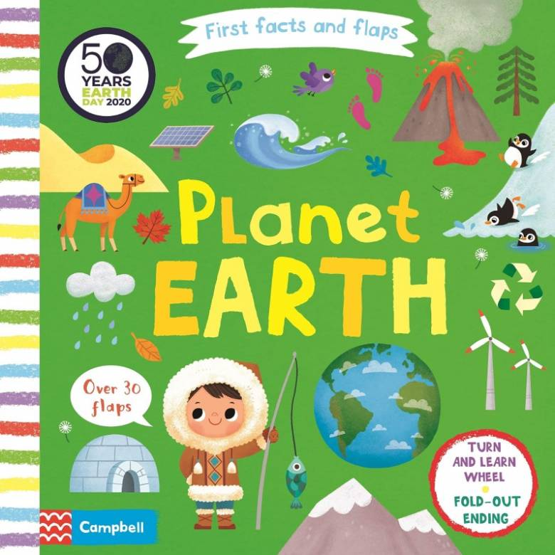 Planet Earth - Lift The Flap Book