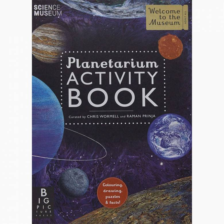 Planetarium - Activity Book