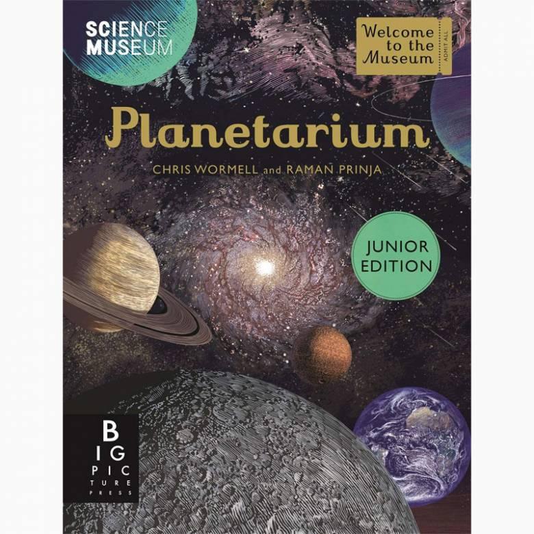 Planetarium Junior Edition - Hardback Book