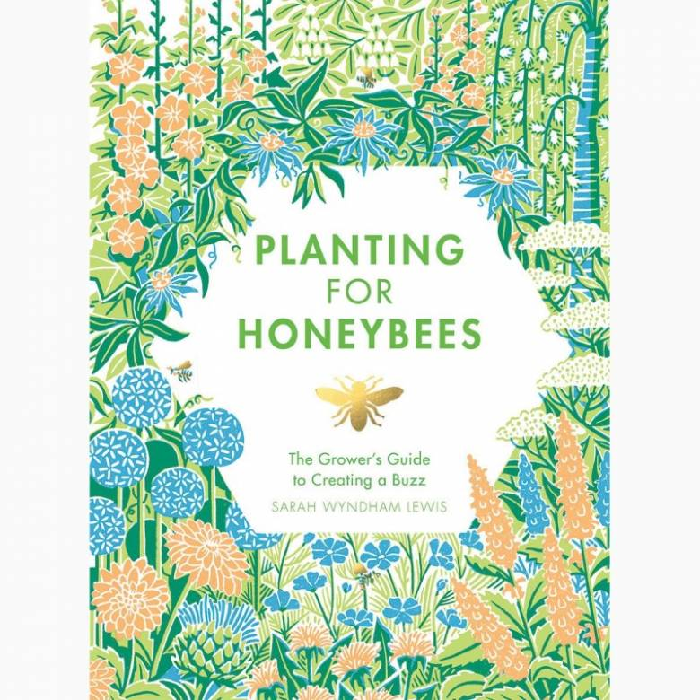 Planting For Honeybees - Hardback Book