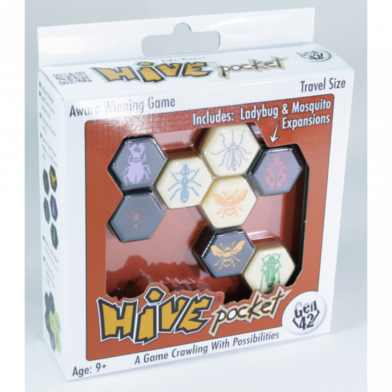 Hive Pocket Game 9yr+