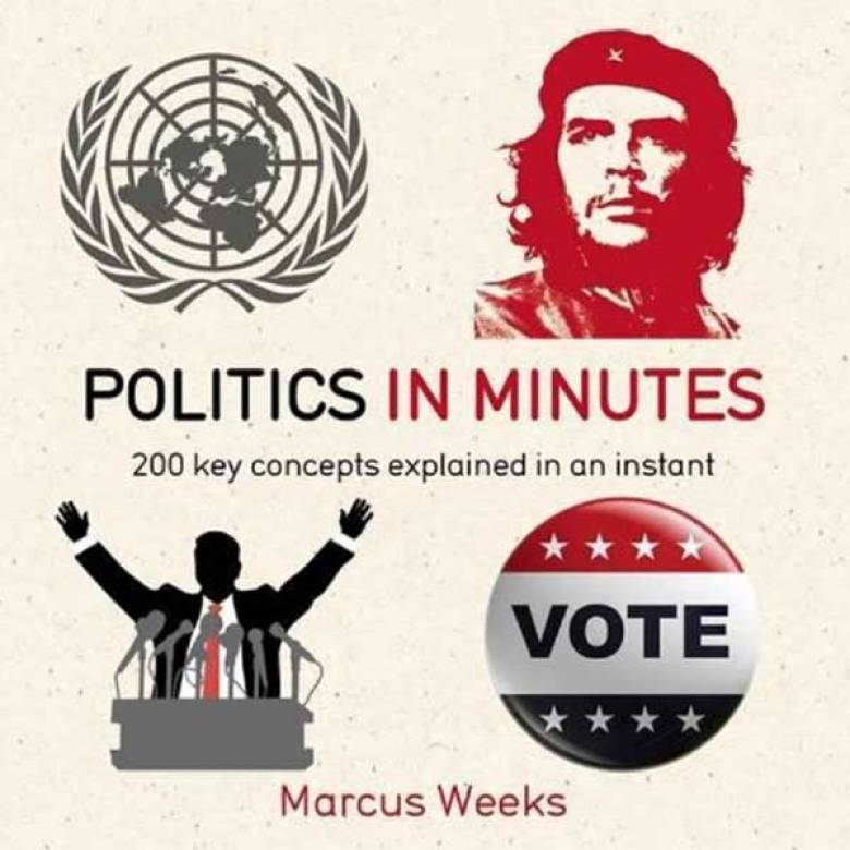 Politics In Minutes Book
