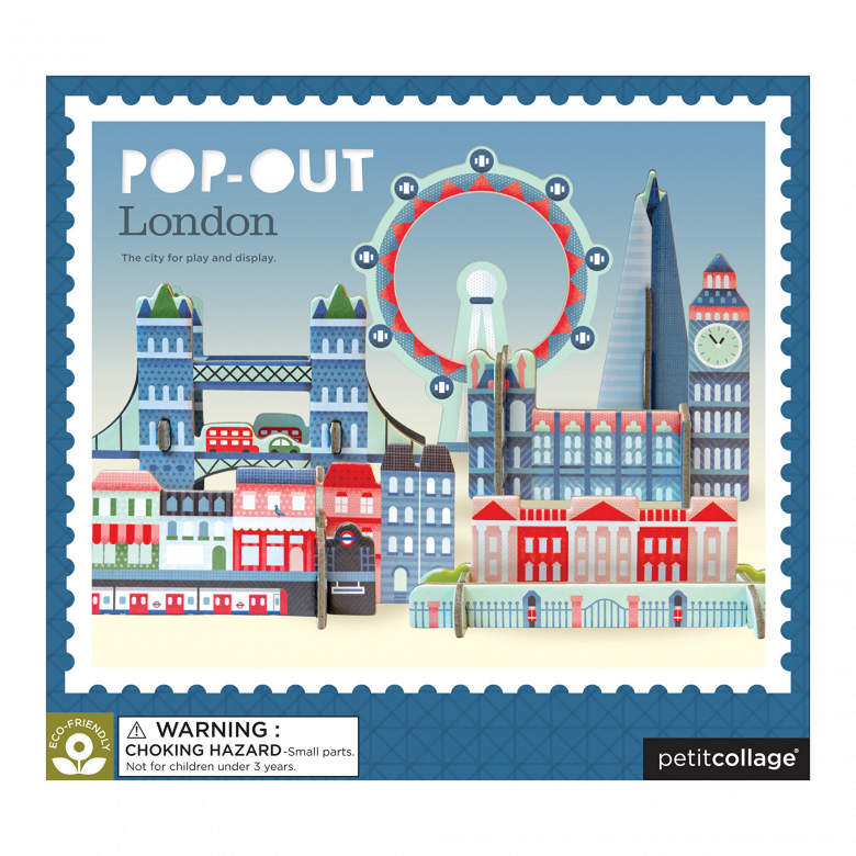 Pop-Out London Set