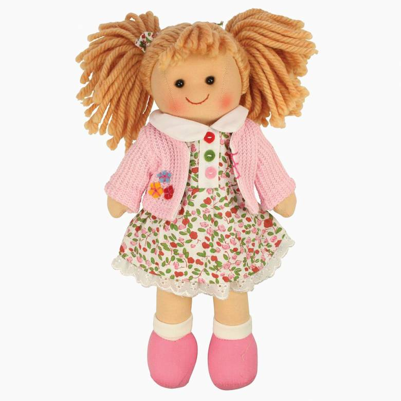 Poppy - Traditional Rag Doll 0+