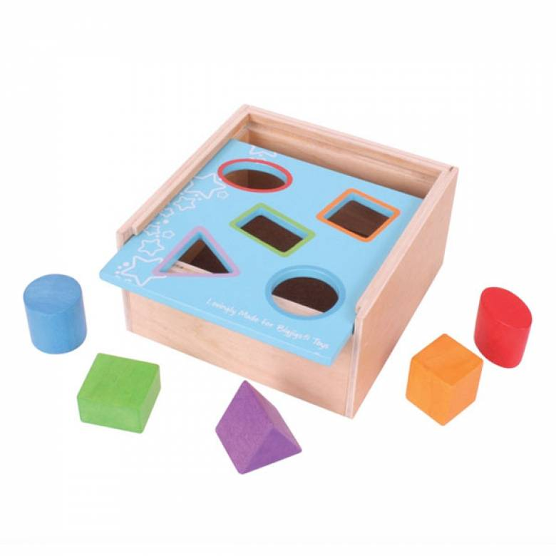 First Posting Sorting Box 12mth+