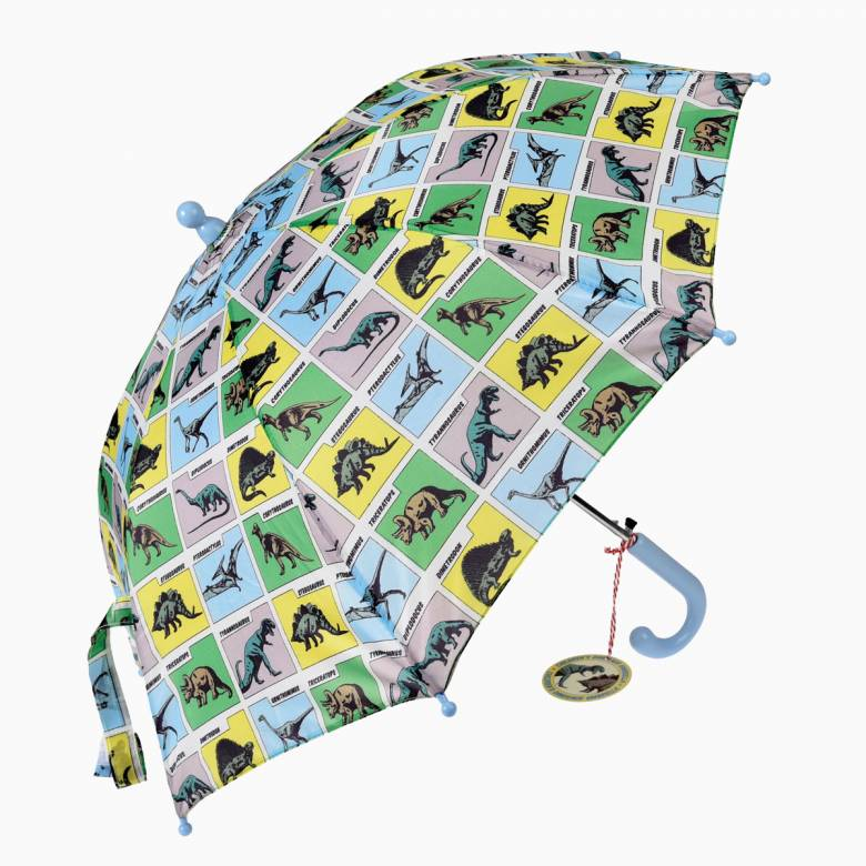 Dinosaur Children's Umbrella 3+