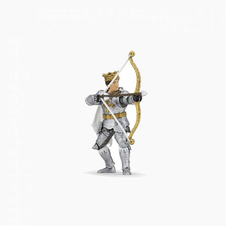 Prince With Bow And Arrow - Papo Figure