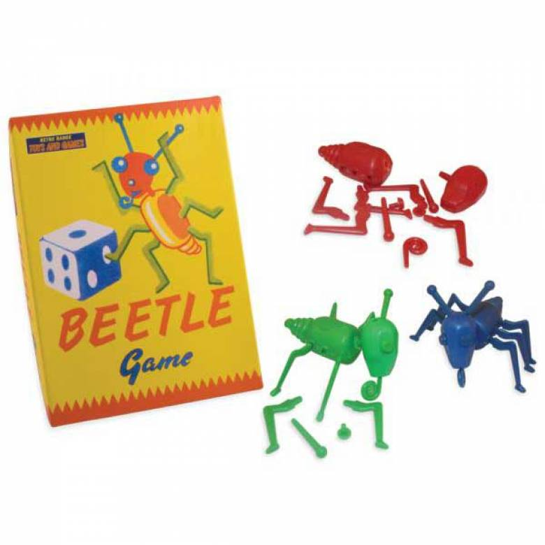 Beetle Game Retro Classic Game