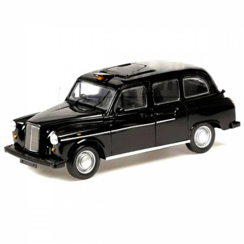 London Taxi Black Cab Die Cast.