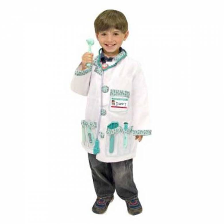 Doctor-  Fancy Dress Role Play Costume Set