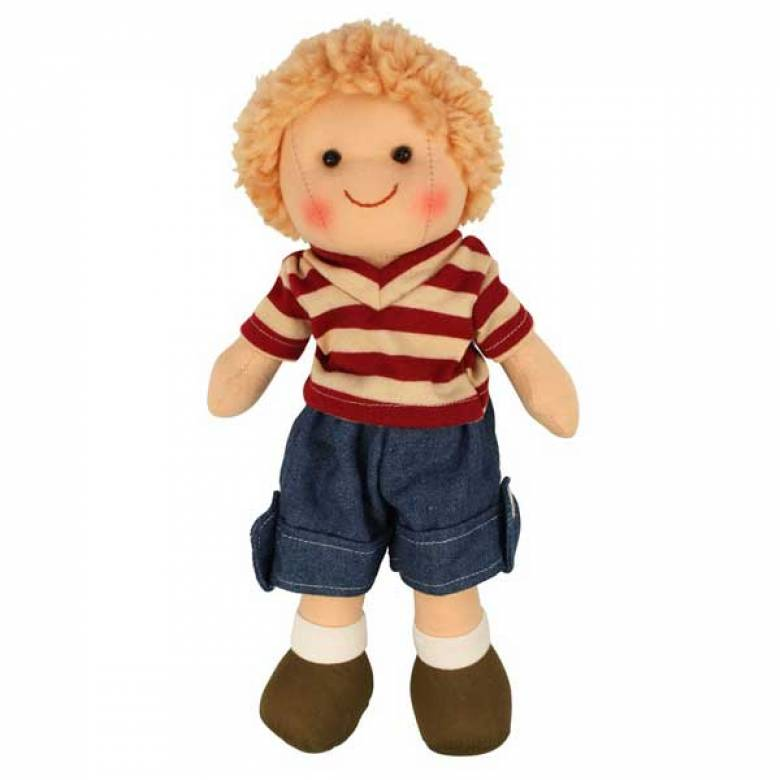 Rag Doll Boy (Harry) 27cm Classic Doll.