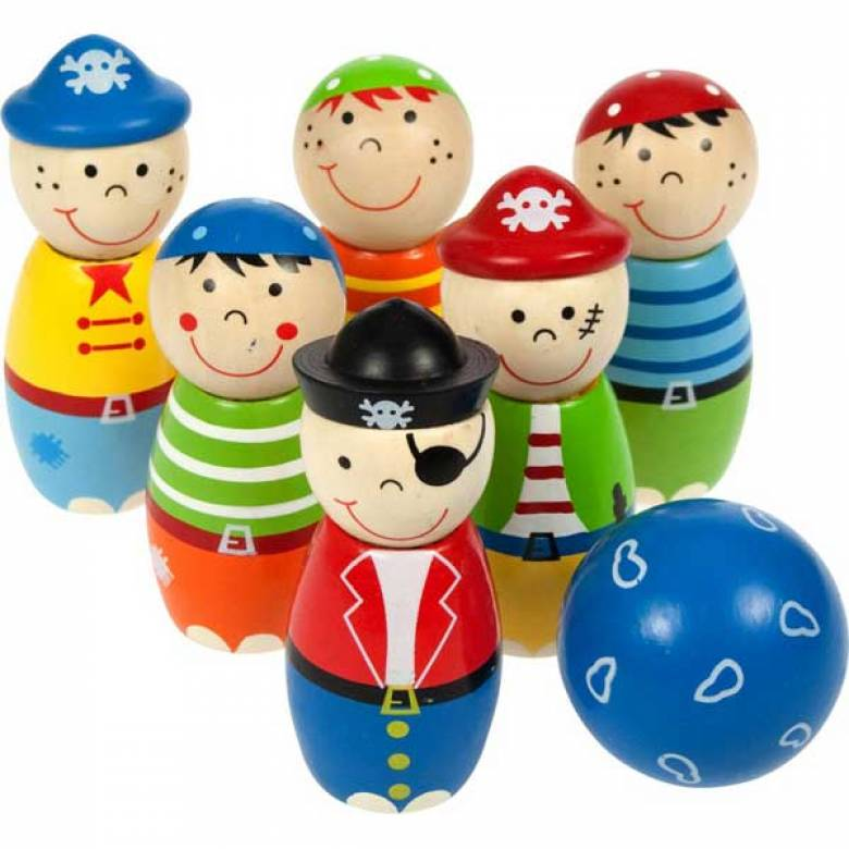 Pirate Skittles - 8cm - 3yrs+
