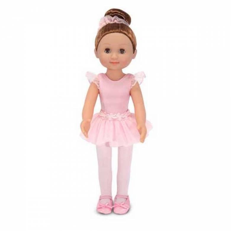 Victoria Ballerina Doll 3+