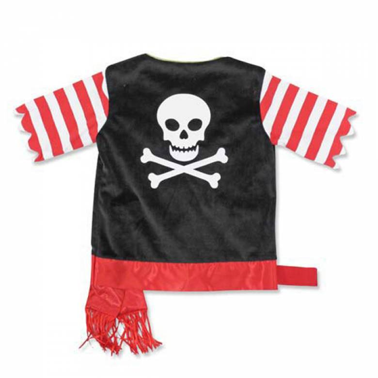 Fancy Dress Role Play Costume Set - Pirate