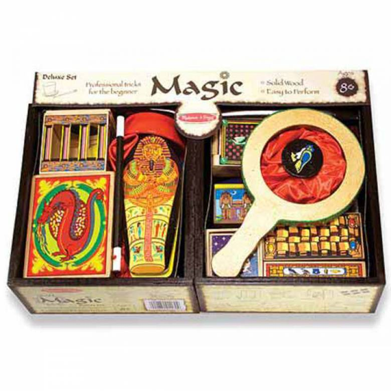 Deluxe Magic Set 8+