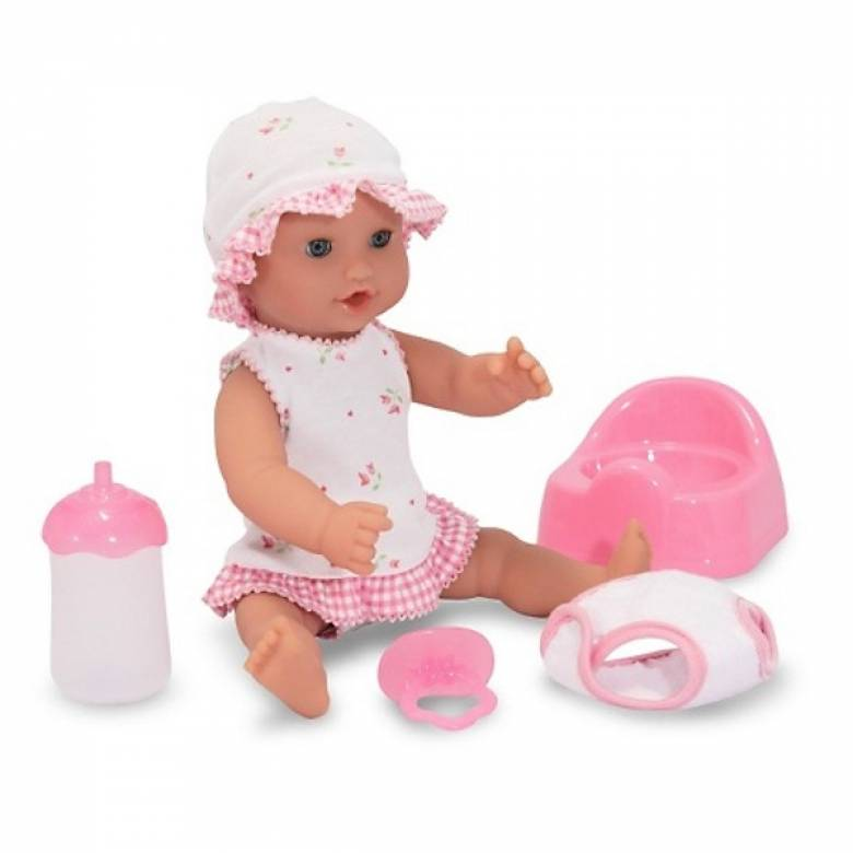 Annie Drink & Wet Doll By Melissa + Doug 3yr+