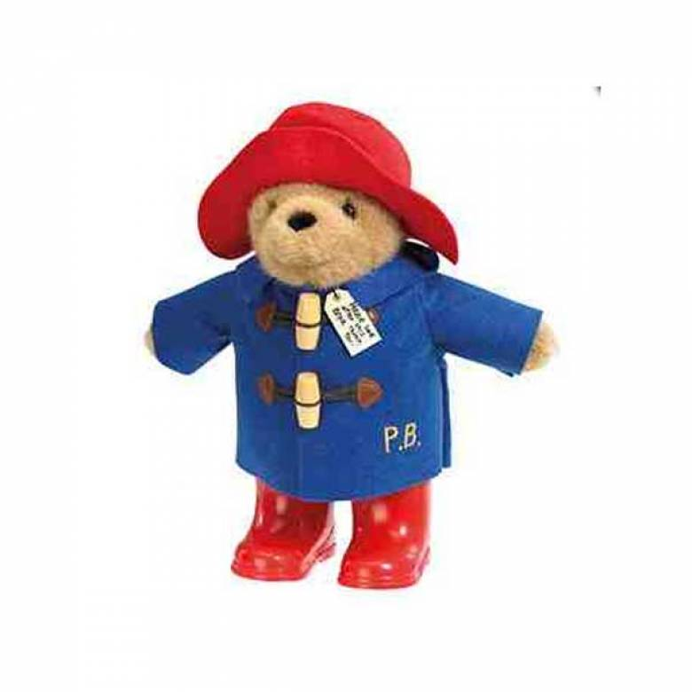 Paddington Bear With Boots - 22cm Cuddly Toy
