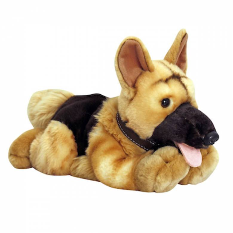 Alsation Dog German Shepherd Soft Toy 30cm