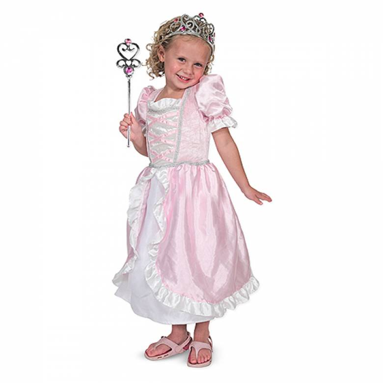 Fancy Dress Role Play Costume Set - Princess