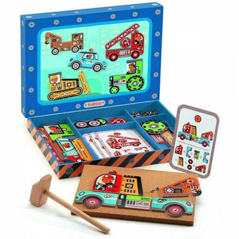 Tap Tap Game - Vehicles