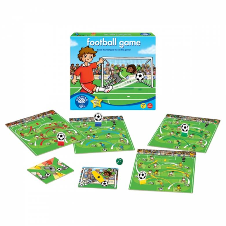 Football Game By Orchard 5+yrs