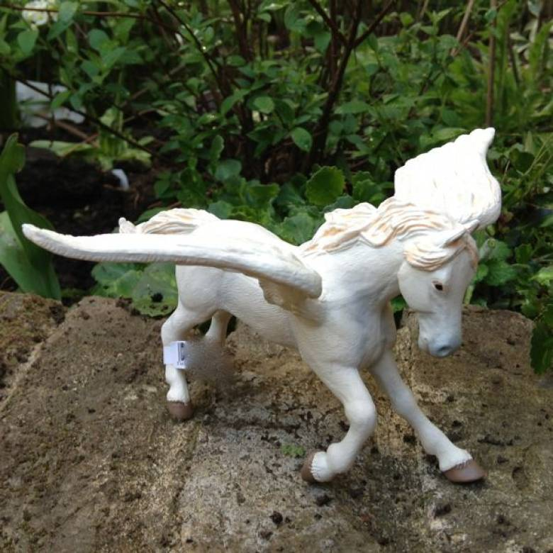 PAPO FAIRY PEGASUS Fantasy Winged Horse.