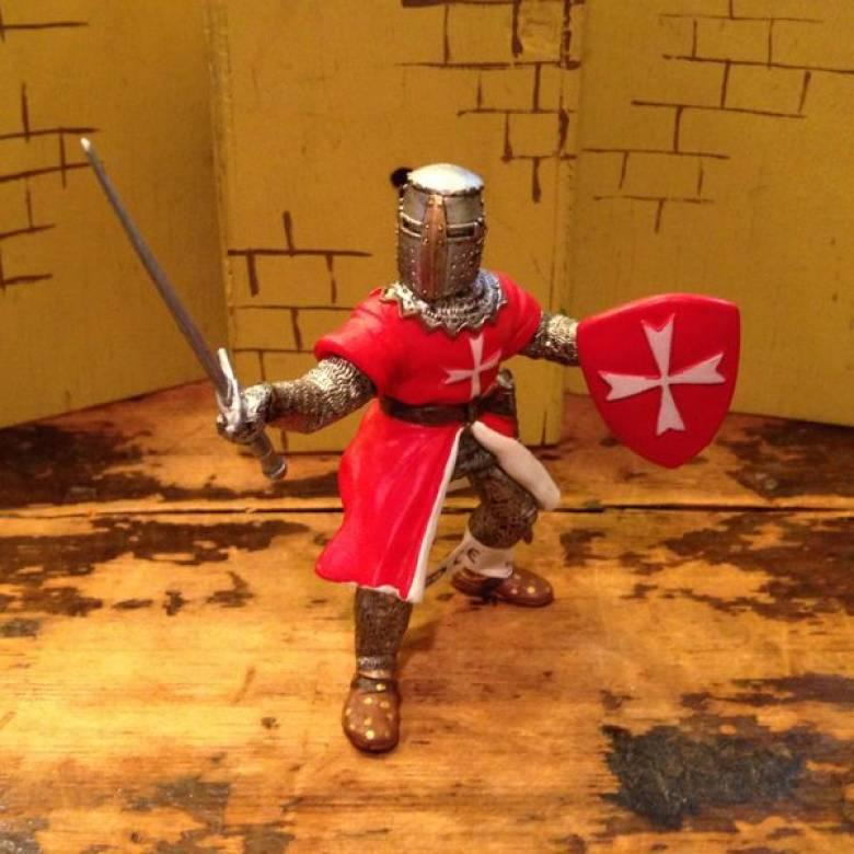 PAPO Red Knight Of Malta
