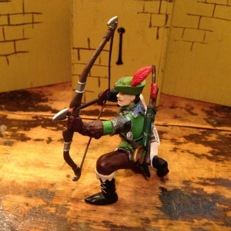 PAPO Robin Hood.