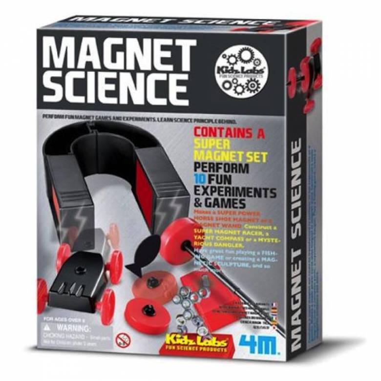 Magnet Science - Kids Labz 8yr+