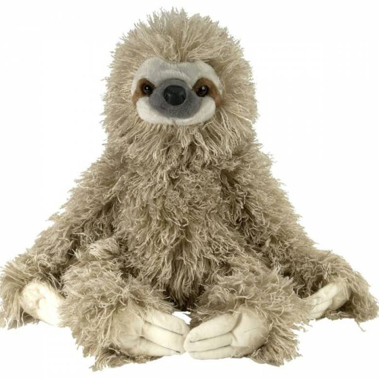 "Sloth 12"" 30cm Cuddlekin Animal Soft Toy"