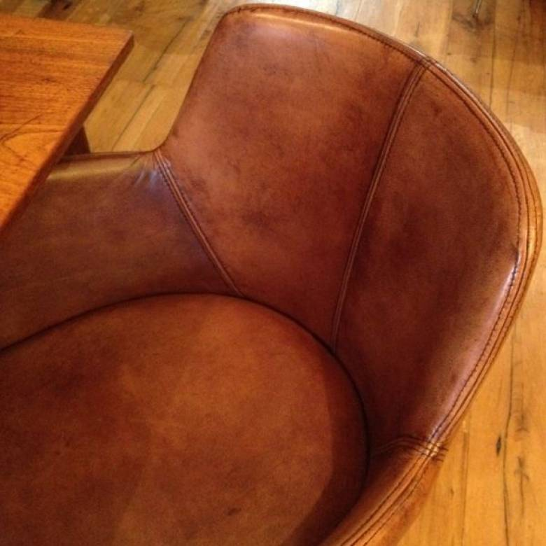 Islington Leather Chair Dining/ Desk/ Office