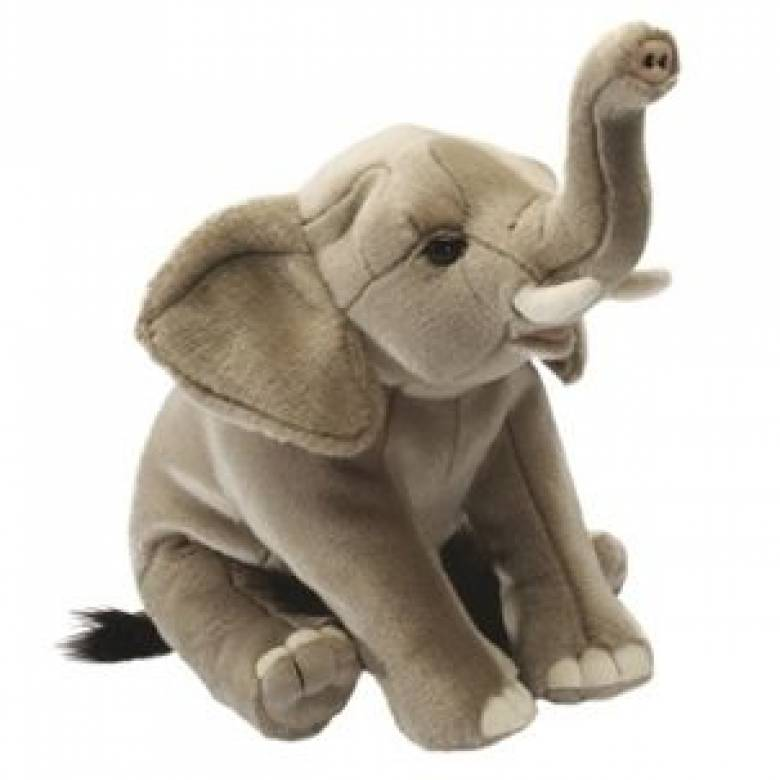 Elephant Soft Toy 30cm 0+