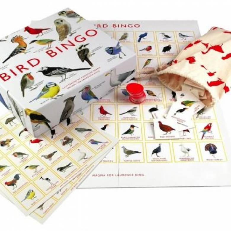 Bird Bingo 6+
