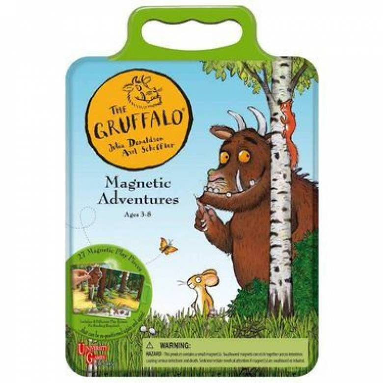 The Gruffalo Magnetic Adventures 3+