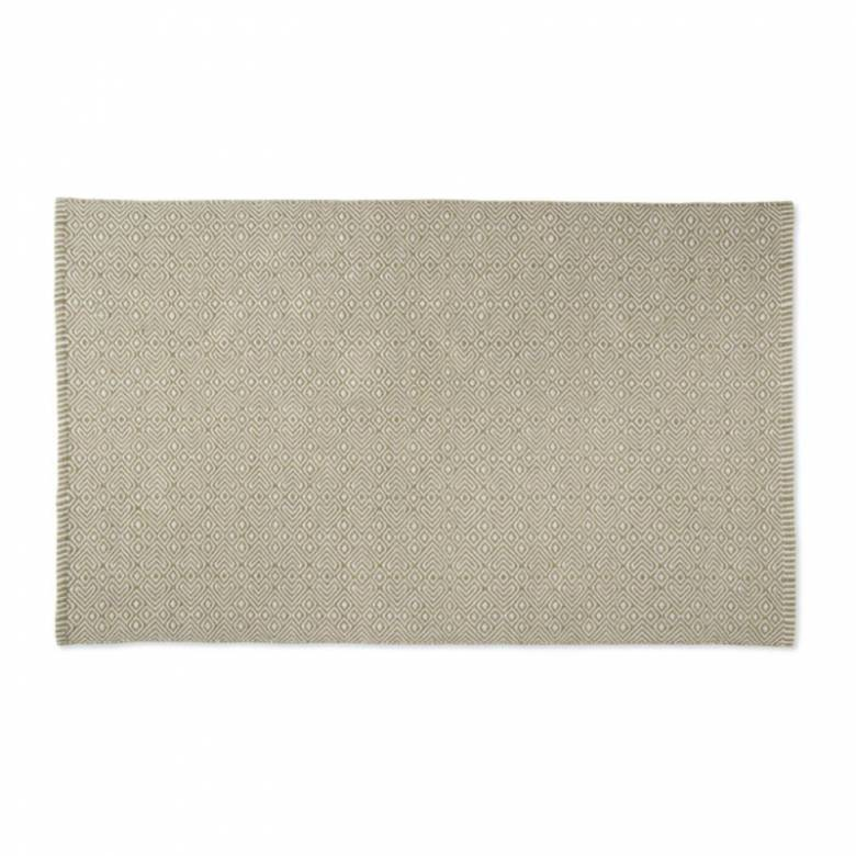 Provence LICHEN 150cmx90cm Recycled Bottle Rug