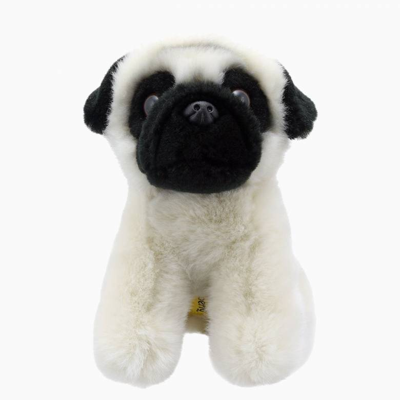 Pug - Wilberry Mini Soft Toy 1+