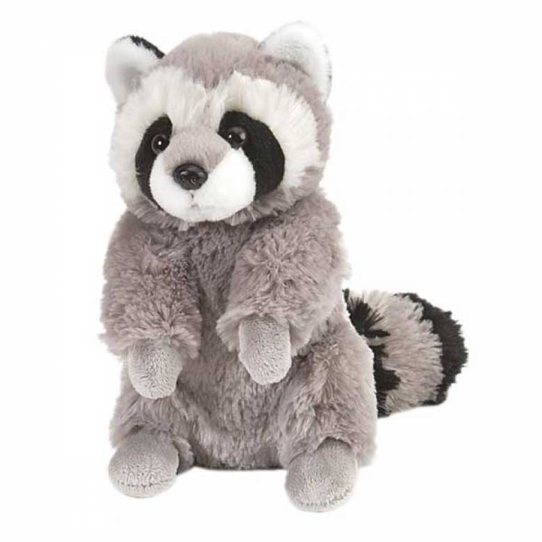 Raccoon Soft Toy 30cm.