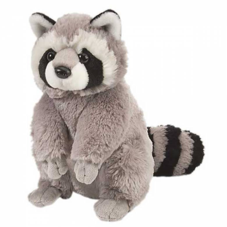 Mini Racoon Soft Toy 20cm