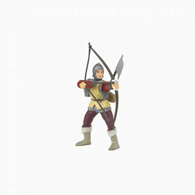 Red Bowman - Papo Fantasy Figure