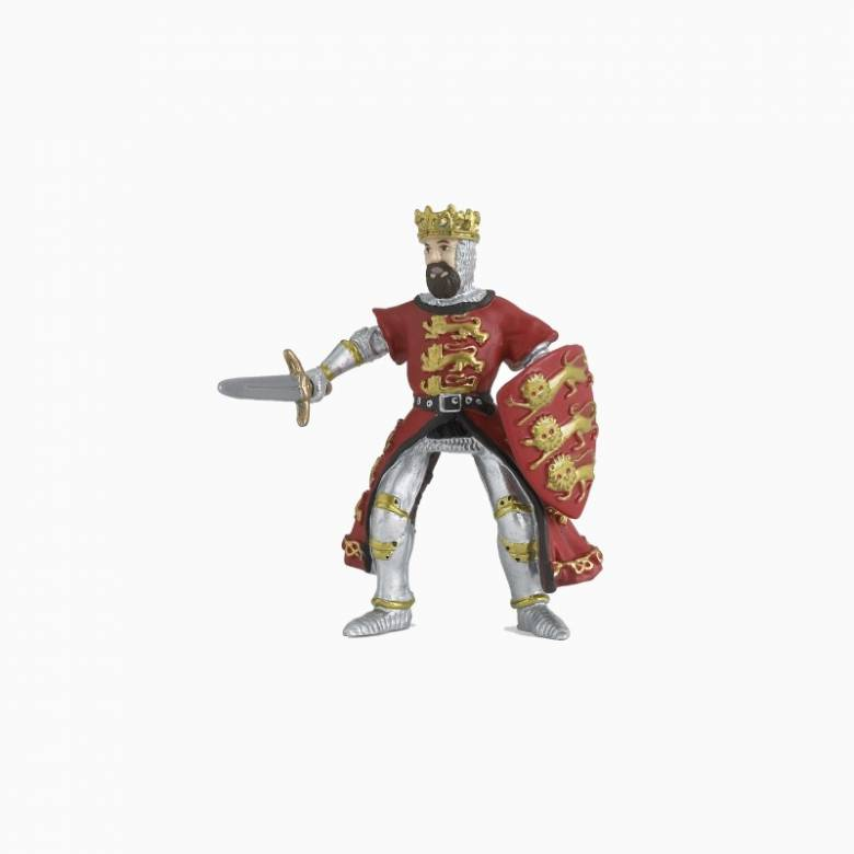 Red King Richard - Papo Fantasy Figure