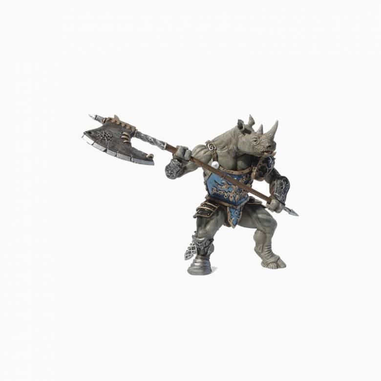 Rhino Mutant Warrior - Papo Fantasy Figure