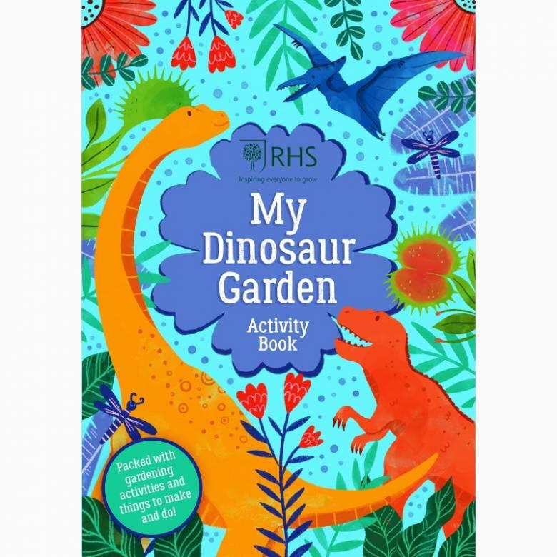 RHS My Dinosaur Garden Activity Book