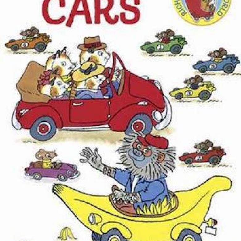Richard Scarry's Cars Board Book