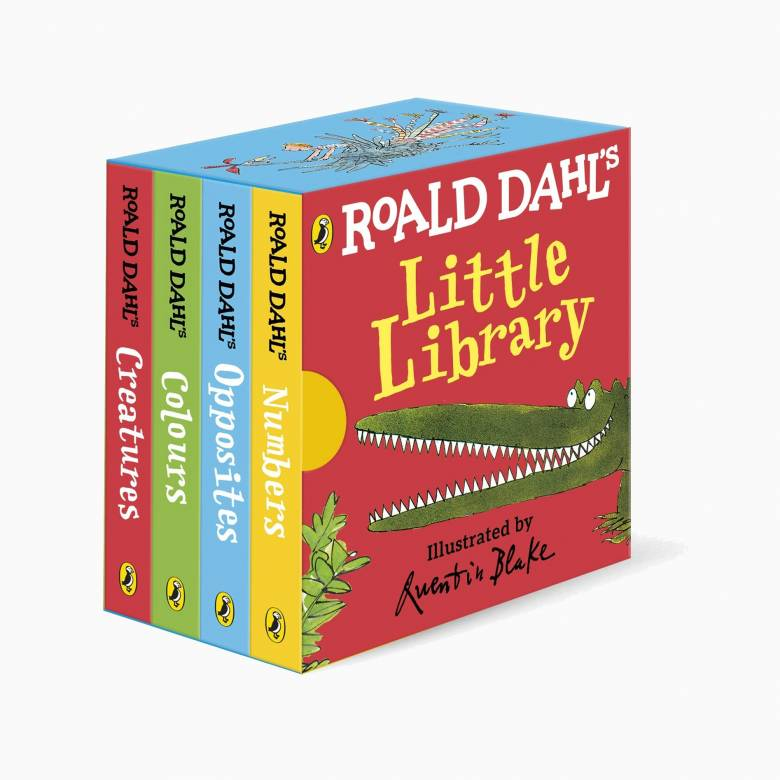 Roald Dahl's Little Library - Board Book Set