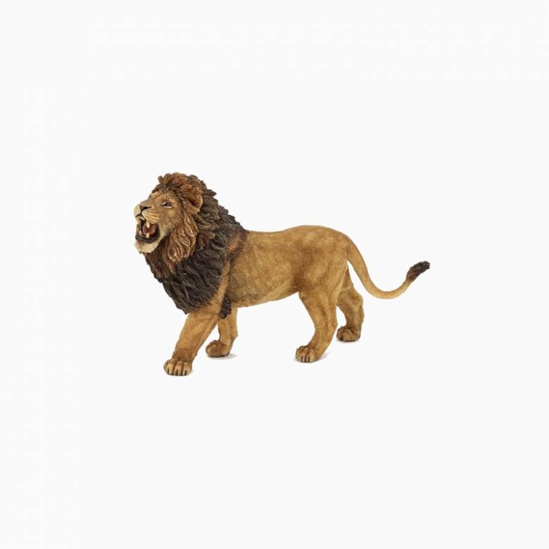 Roaring Lion - Papo Wild Animal Figure