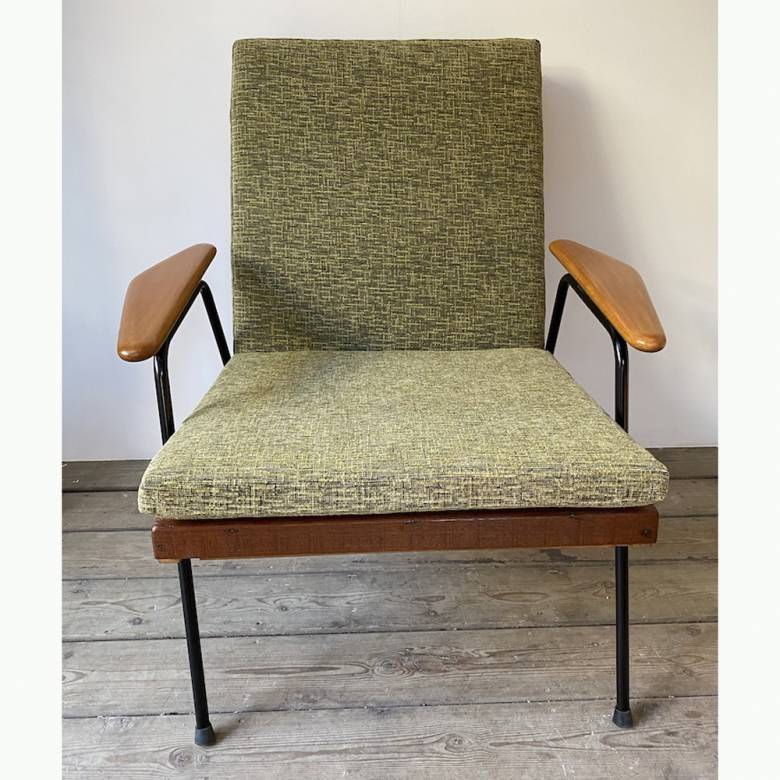 Mid Century 1950s Conservatory Chair - TO BE UPHOLSTERED