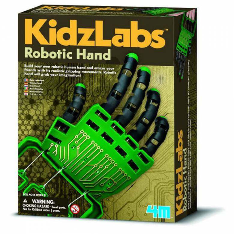 Robotic Hand - Science Kit 8+