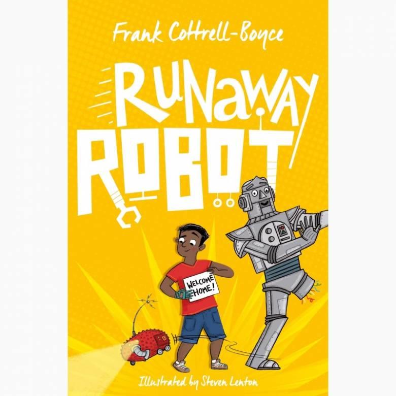 Runaway Robot - Paperback Book